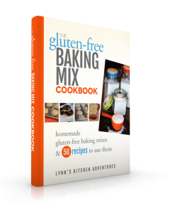 The Gluten-Free Baking Mix Cookbook