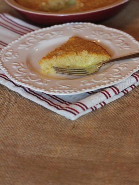 Gluten Free Impossible Buttermilk Pie