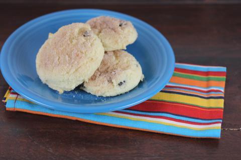 Gluten Free Cinnamon Raisin Biscuit