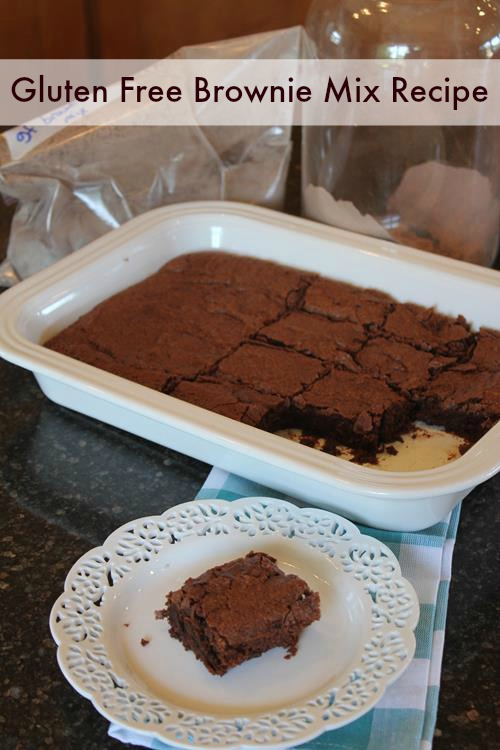 Gluten Free Brownie Mix Recipes